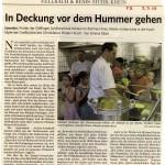 Das Koch-Atelier zu besuch im Hotel Hirsch
