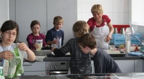 Gesund und lecker kochen lernen