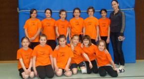 Mädchenfußball 2012