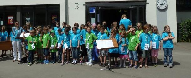 Schulfest an der Schillerschule