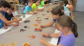 Farbe und Licht in der Jugendkunstschule