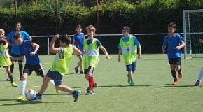 Fußballturnier der Dritt- und Viertklässler