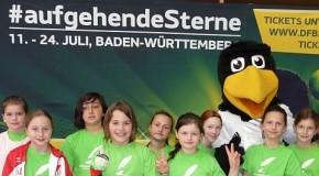 Mädchenfußballturnier in Neustadt