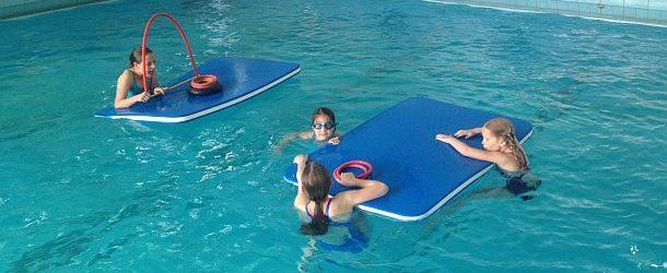 Schwimmen an der Schillerschule