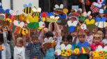 Remsi-Bienen für die Gartenschau