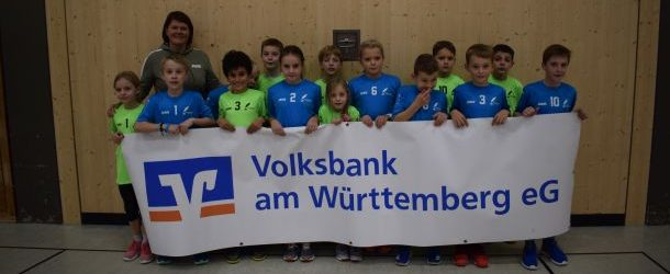 Handball an der Schillerschule